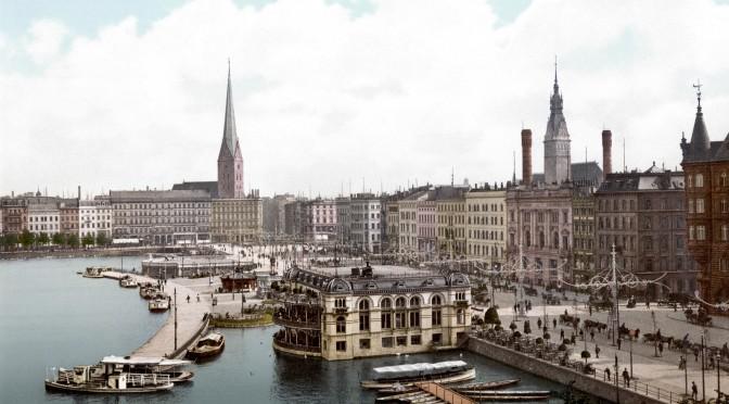 Almanya'da Şehirler: Hamburg